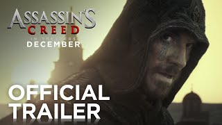 Assassin's Creed movie, Assassin's creed trailer, Assassin's creed, hollywood latest movie