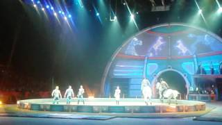 2016 horse show ringling bros and barnum & Bailey out of this world staples center