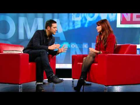 Roma Downey On George Stroumboulopoulos Tonight: INTERVIEW