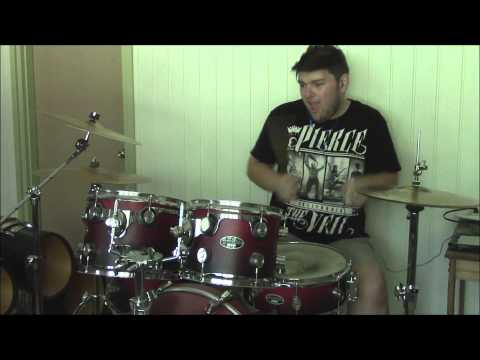 King For A Day by Pierce The Veil Drum Cover