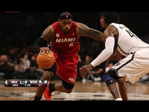Miami Heat vs Brooklyn Nets Game 4 (Lebron James Scores Playoff High 49 Pts) NBA Playoffs 2014