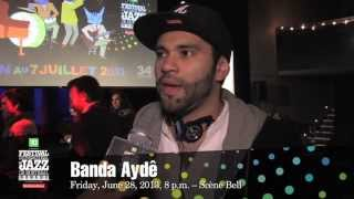 Banda Aydê – 2013 Festival – Upcoming Concerts