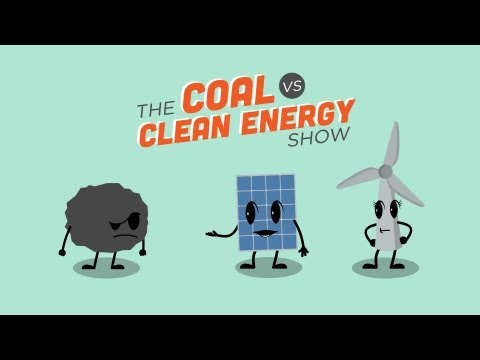 The Coal vs Clean Energy Show, Nationhttp://beyondcoal.orgal Sierra Club