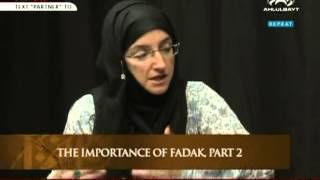 The Importance of Fadak