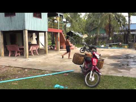 Parents Cambodia Trip: Kampot Part 2
