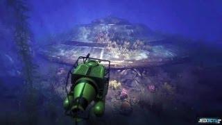GTA 5 Guide Pour Trouver La Soucoupe Volante Sous L'eau