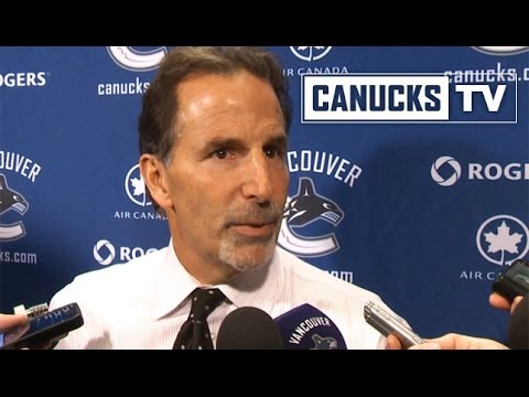 John Tortorella on loss to Minnesota (Dec. 17, 2013)
