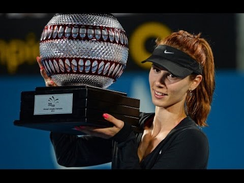 2014 Apia International Sydney Final WTA Highlights