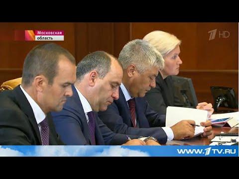 В Москве Глава КЧР принял участие в совещании о готовности регионов к началу учебного года