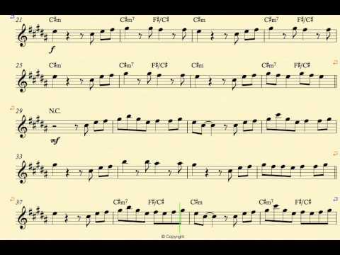 Q.U.E.E.N. - Janelle Monáe - Soprano Sax - Sheet Music, Chords, and Vocals
