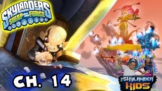 Let's Play Skylanders Swap Force: Fantasm Forest (Chapter