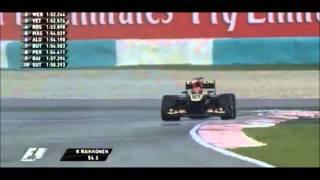 [HD] F1 Malaysia GP 2013 - 23.03.13 - Qualifying - Q3 - Part 2