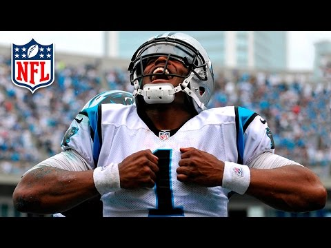 Every Cam Newton Rushing TD | NFL Career Highlights
