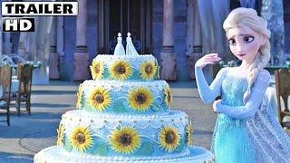 Frozen: Fiebre Congelada Trailer 2015 Español