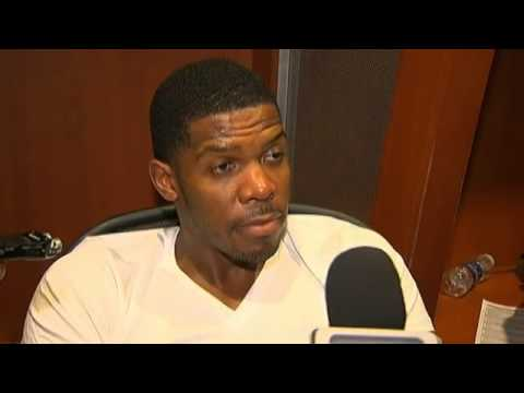 Brooklyn Nets guard Joe Johnson on his team's overtime loss to the New Orleans Pelicans