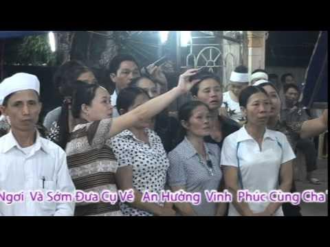 Đám Tang Cụ Maria Khổng Thị Ngơi ( Mẹ Vợ Anh Lũy Với)  P1