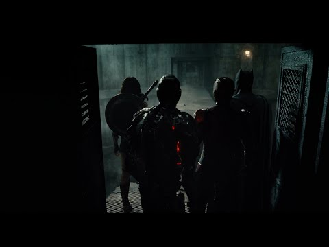 Liga da Justiça primeiro trailer do filme saiu, INCRIVEL!!