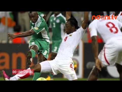 AFCON DIARIES 60 sec review NIGERIA vsBURKINA FASO