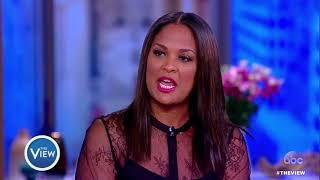 Laila Ali Talks #MeToo Movement, Colin Kaepernick's Protest, & Burger Dedicated To Her Dad