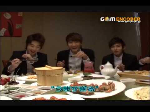 Super Junior-M\'s Chinese Lesson!? [091021]