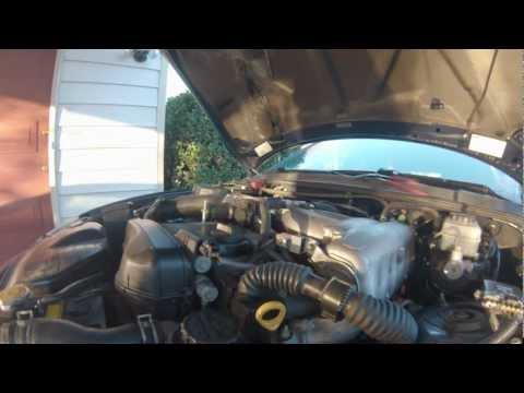 Замена моторного масла в двигателе 2JZ-GE