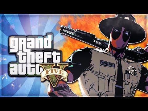 GTA 5 Online Funtage - KILLA COPS vs TRASH TALKERS! (GTA 5 Funny Moments)