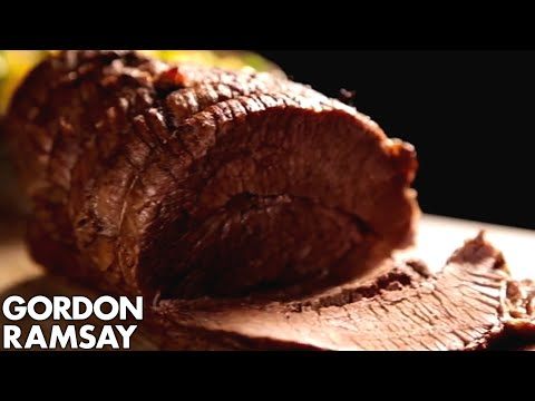 Simple Beef Brisket - Gordon Ramsay