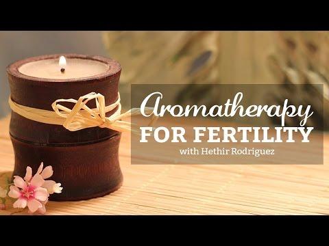 Aromatherapy For Fertility