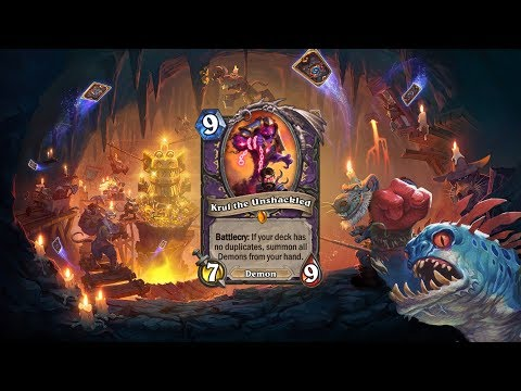 Decks I Wish Worked in Hearthstone