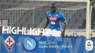 HL - Fiorentina V Napoli 0-0