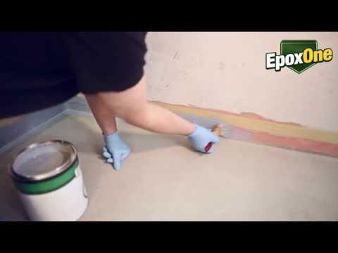 EpoxOne - epoksydowa posadzka garażowa