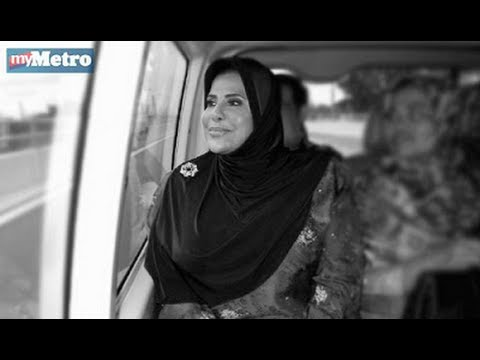 Biduanita Negara Datuk Sharifah Aini meninggal dunia