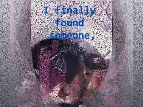 ~ I Finally Found Someone (With Lyrics) - Bryan Adams feat ...