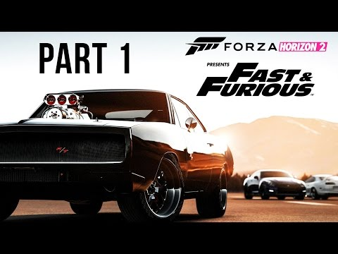 Forza Horizon 2 Presents Fast & Furious Gameplay Walkthrough Part 1