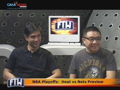 FTW: NBA Playoffs: Heat vs Nets Preview
