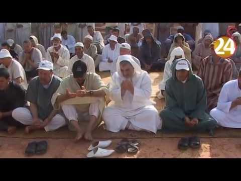 ملخص جنازة امرير بعدسة تيزنيت24