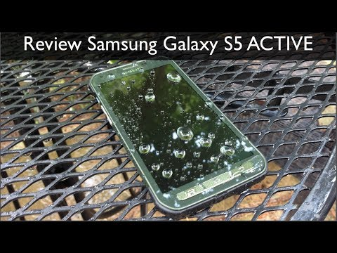 Review Samsung Galaxy S5 Active