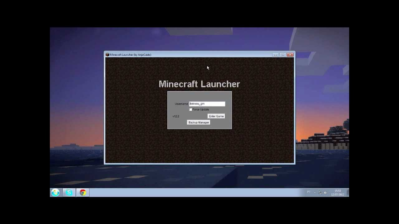 java virtual machine launcher: