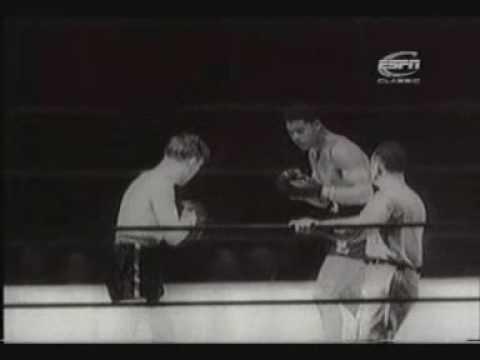 Joe Louis vs Tommy Farr - Part 1 of 3 (Title fight) - YouTube