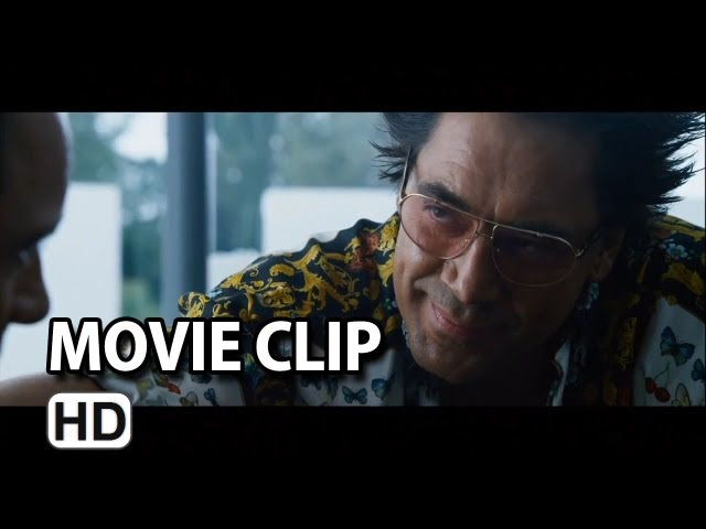 The Counsellor - House Clip