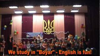 BoyarSchool Final 2010