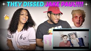 "THEY DISSED JAKE PAUL! | Martinez Twins - ""That's My Lambo"" (Official Music Video) REACTION!!!"