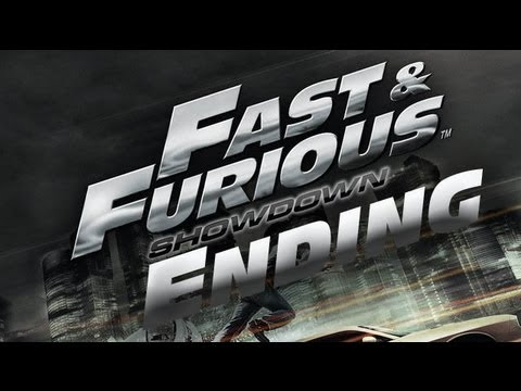 Fast & Furious ShowDown: Final Chapter + Ending 1080p