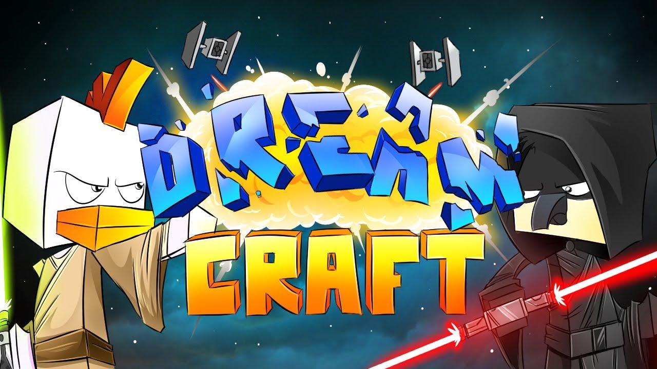 Dream Craft Mod Pack Servers