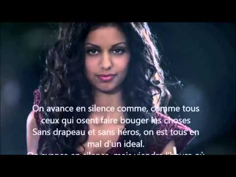 Tal - On Avance - Paroles
