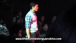 [BTS] Dingdong @ Party Pilipinas 2-12-12 part 1