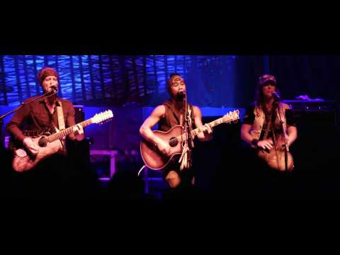 Nahko and Medicine for the People - Warrior People (Live) - California Roots The Carolina Sessions