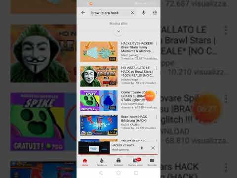 Brawl Stars hackerato e funny moments + il mio Brawl Stars!