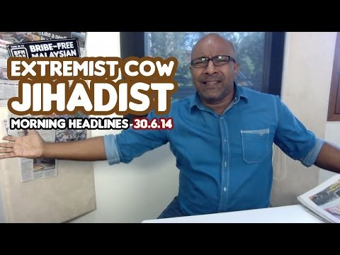 Extremist Cow Jihadis [Morning Headlines]