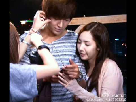 Lee Min Ho and Park Min Young   Fallin' For You The MinMin Couple